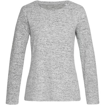 Textiel Dames Sweaters / Sweatshirts Stedman  Lichtgrijs Melange
