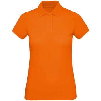 Textiel Heren Polo's korte mouwen B And C PM430 Oranje