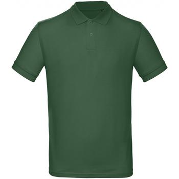 Textiel Heren Polo's korte mouwen B And C PM430 Fles groen