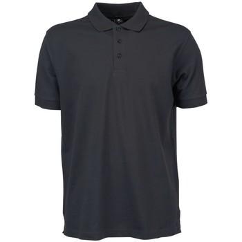 Textiel Heren Polo's korte mouwen Tee Jays TJ7200 Donkergrijs