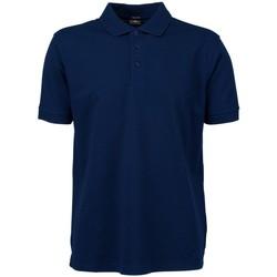 Textiel Heren Polo's korte mouwen Tee Jays TJ7200 Marineblauw