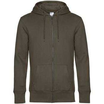 Textiel Heren Sweaters / Sweatshirts B&c WU03K Khaki