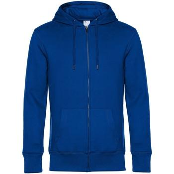 Textiel Heren Sweaters / Sweatshirts B&c WU03K Koningsblauw