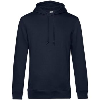 Textiel Heren Sweaters / Sweatshirts B&c WU35B Marine