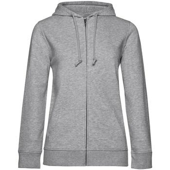 Textiel Dames Sweaters / Sweatshirts B&c WW36B Grijze Heide