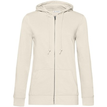 Textiel Dames Sweaters / Sweatshirts B&c WW36B Gebroken wit