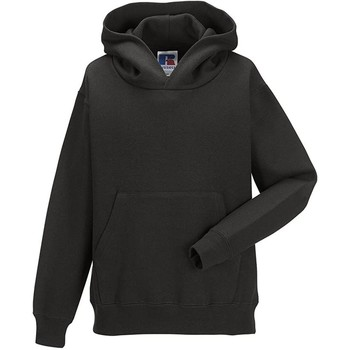 Textiel Heren Sweaters / Sweatshirts Jerzees Schoolgear R265B Zwart