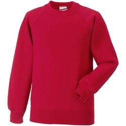 Textiel Kinderen Truien Jerzees Schoolgear R271B Rood