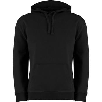 Textiel Heren Sweaters / Sweatshirts Kustom Kit KK333 Zwart