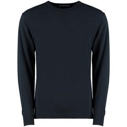Textiel Heren Sweaters / Sweatshirts Kustom Kit KK253 Marine