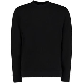 Textiel Heren Sweaters / Sweatshirts Kustom Kit KK334 Zwart