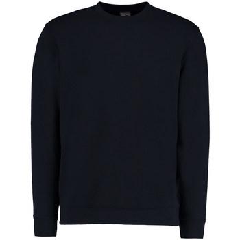 Textiel Heren Sweaters / Sweatshirts Kustom Kit KK334 Marine