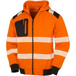 Textiel Heren Sweaters / Sweatshirts Result Genuine Recycled R503X Fluorescerend Oranje