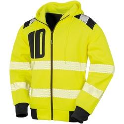Textiel Heren Sweaters / Sweatshirts Result Genuine Recycled R503X Fluorescerend Geel