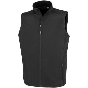 Textiel Heren Jacks / Blazers Result Genuine Recycled R902M Zwart