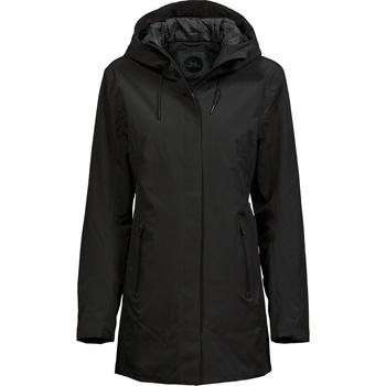 Textiel Dames Trainings jassen Tee Jays TJ9609 Zwart