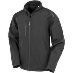 Textiel Heren Jacks / Blazers Result Genuine Recycled R900X Zwart
