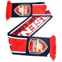Accessoires Sjaals Arsenal Fc  Marine / Rood