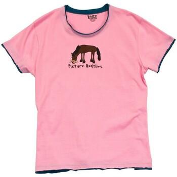 Textiel Dames Pyjama's / nachthemden Lazyone  Roze