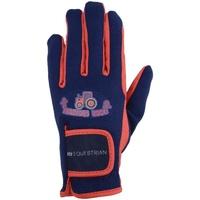 Accessoires Kinderen Handschoenen Hy  Marine / Rood