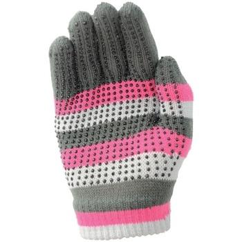 Accessoires Handschoenen Hy5  Roze/Grijs