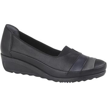 Schoenen Dames Mocassins Mod Comfys  Zwart