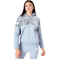 Textiel Kinderen Jacks / Blazers Hype  Grijs/zilver