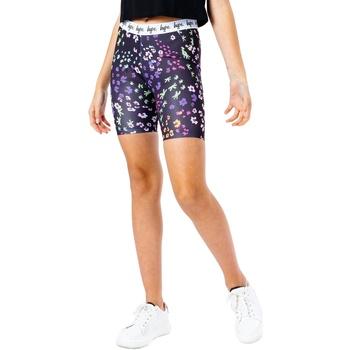 Textiel Meisjes Korte broeken / Bermuda's Hype  Zwart