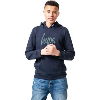 Textiel Kinderen Sweaters / Sweatshirts Hype  Marine
