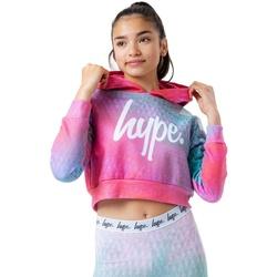 Textiel Meisjes Sweaters / Sweatshirts Hype  Koraal