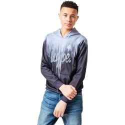 Textiel Kinderen Sweaters / Sweatshirts Hype  Zwart/Grijs