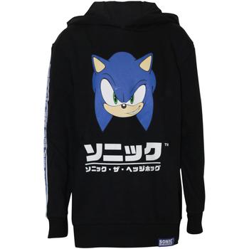 Textiel Jongens Sweaters / Sweatshirts Sonic The Hedgehog  ZWART/BLAUW