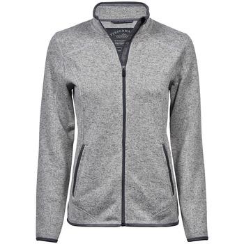 Textiel Dames Jacks / Blazers Tee Jays T9616 Grijze Melange