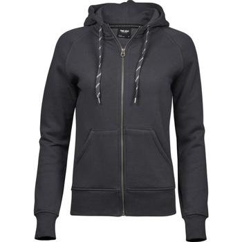 Textiel Dames Sweaters / Sweatshirts Tee Jays T5436 Donkergrijs