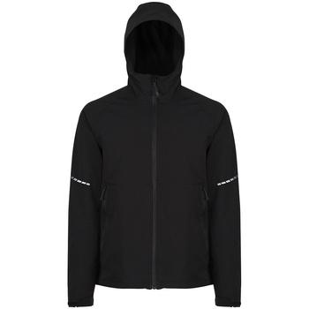 Textiel Heren Jacks / Blazers Regatta RG369 Zwart