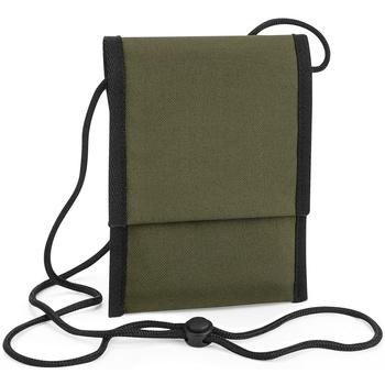 Tassen Jongens Schooltassen Bagbase BG283 Militair Groen
