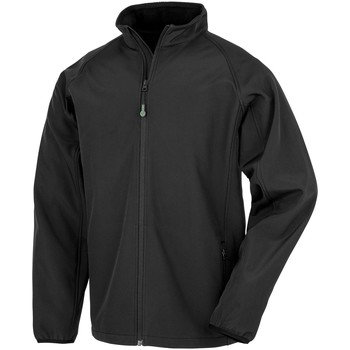 Textiel Heren Jacks / Blazers Result Genuine Recycled RS901M Zwart