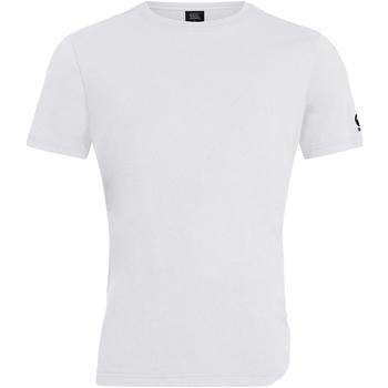 Textiel Heren T-shirts korte mouwen Canterbury CN226 Wit