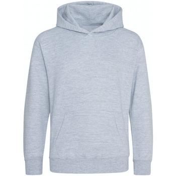 Textiel Kinderen Sweaters / Sweatshirts Awdis JH201B Grijze Heide