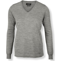 Textiel Dames Sweaters / Sweatshirts Nimbus NB92F Grijze Melange