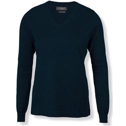 Textiel Dames Sweaters / Sweatshirts Nimbus NB92F Marine