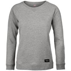Textiel Dames Sweaters / Sweatshirts Nimbus NB87F Grijze Melange