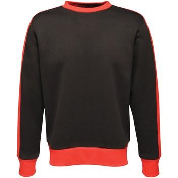 Textiel Heren Sweaters / Sweatshirts Regatta RG666 Zwart/Klassiek Rood
