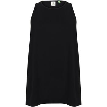 Textiel Dames Mouwloze tops Tombo TL507 Zwart