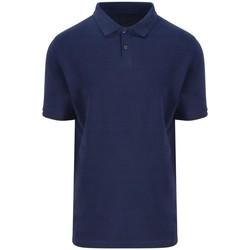 Textiel Polo's korte mouwen Awdis EA011 Marine