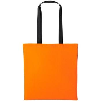 Tassen Tote tassen / Boodschappentassen Nutshell RL150 Oranje/zwart