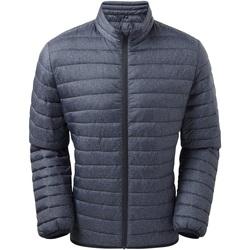 Textiel Heren Jacks / Blazers 2786 TS037 Marinemelange