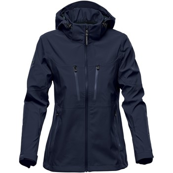 Textiel Dames Jacks / Blazers Stormtech ST012 Marine