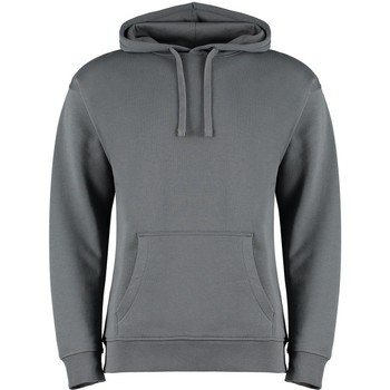 Textiel Sweaters / Sweatshirts Kustom Kit KK333 Donkergrijs mergel