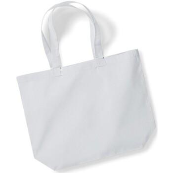 Tassen Dames Tote tassen / Boodschappentassen Westford Mill WM265 Lichtgrijs